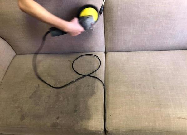 Vệ sinh ghế sofa - Tẩy ố