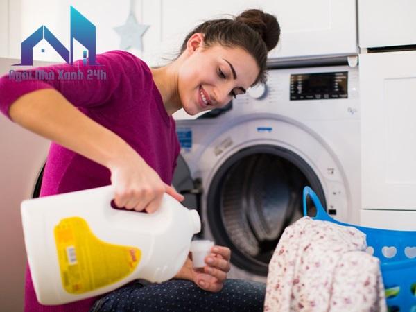 Cách giặt thảm yoga bằng máy giặt
