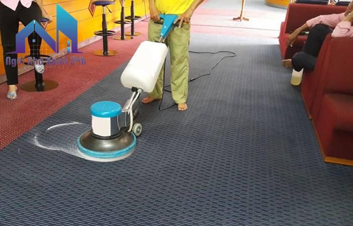 Giặt thảm tại nhà quận 2