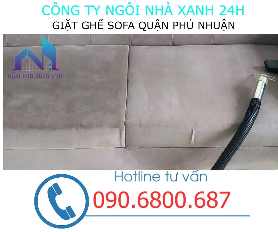 Bao lâu nên giặt ghế sofa tại quận Phú Phuận