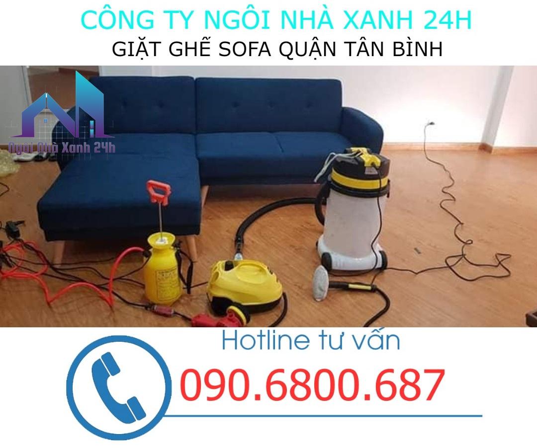 Bao lâu nên giặt ghế sofa tại quận Tân Bình