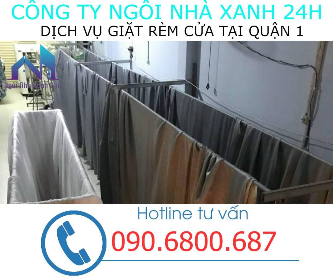 Hệ thống phơi giặt màn tại nhà quận 1