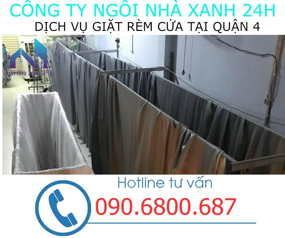 Hệ thống phơi giặt màn tại nhà quận 4