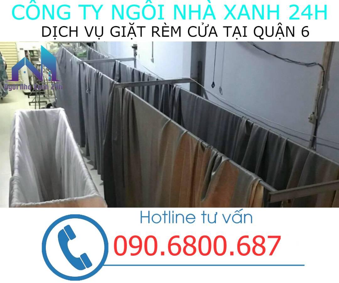 Hệ thống phơi giặt màn tại nhà quận 6
