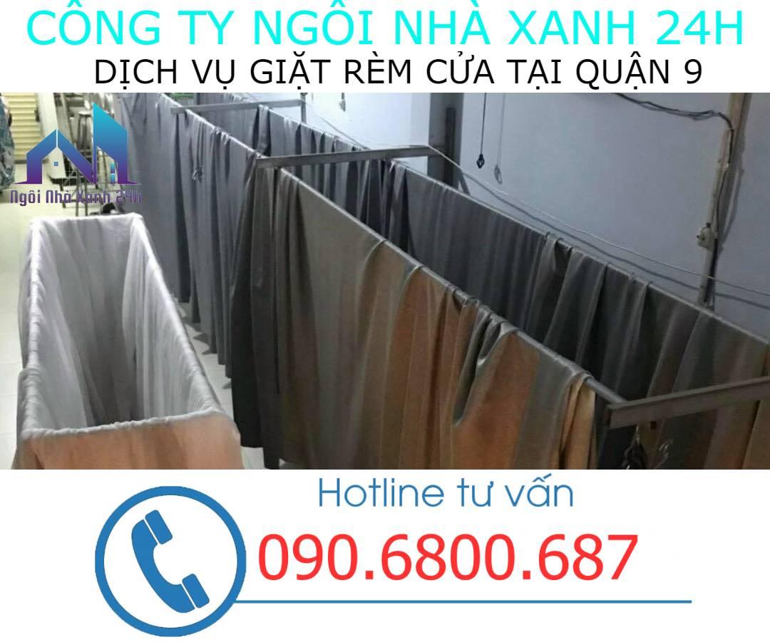 Hệ thống phơi giặt màn tại nhà quận 9