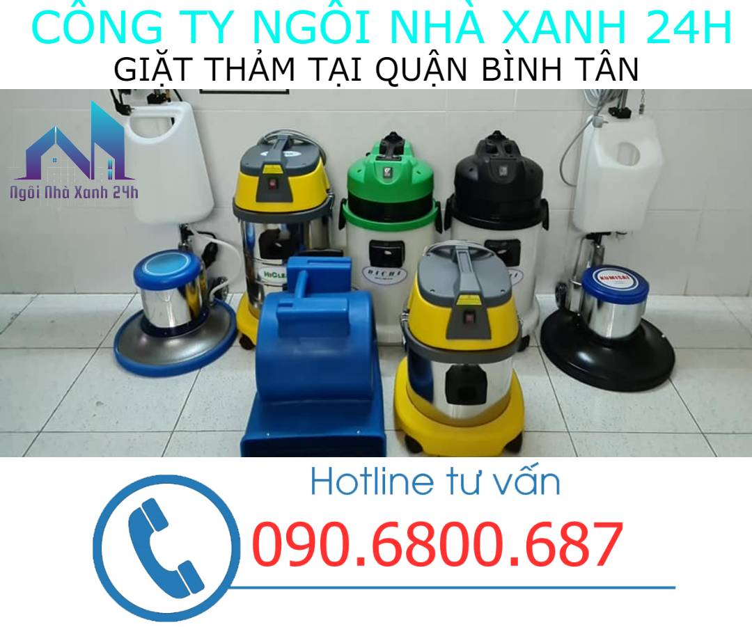 Máy vệ sinh thảm quận Bình Tânhiện đại