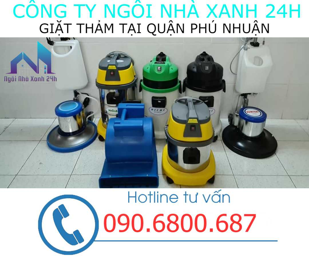 Máy vệ sinh thảm quận Phú Nhuậnhiện đại