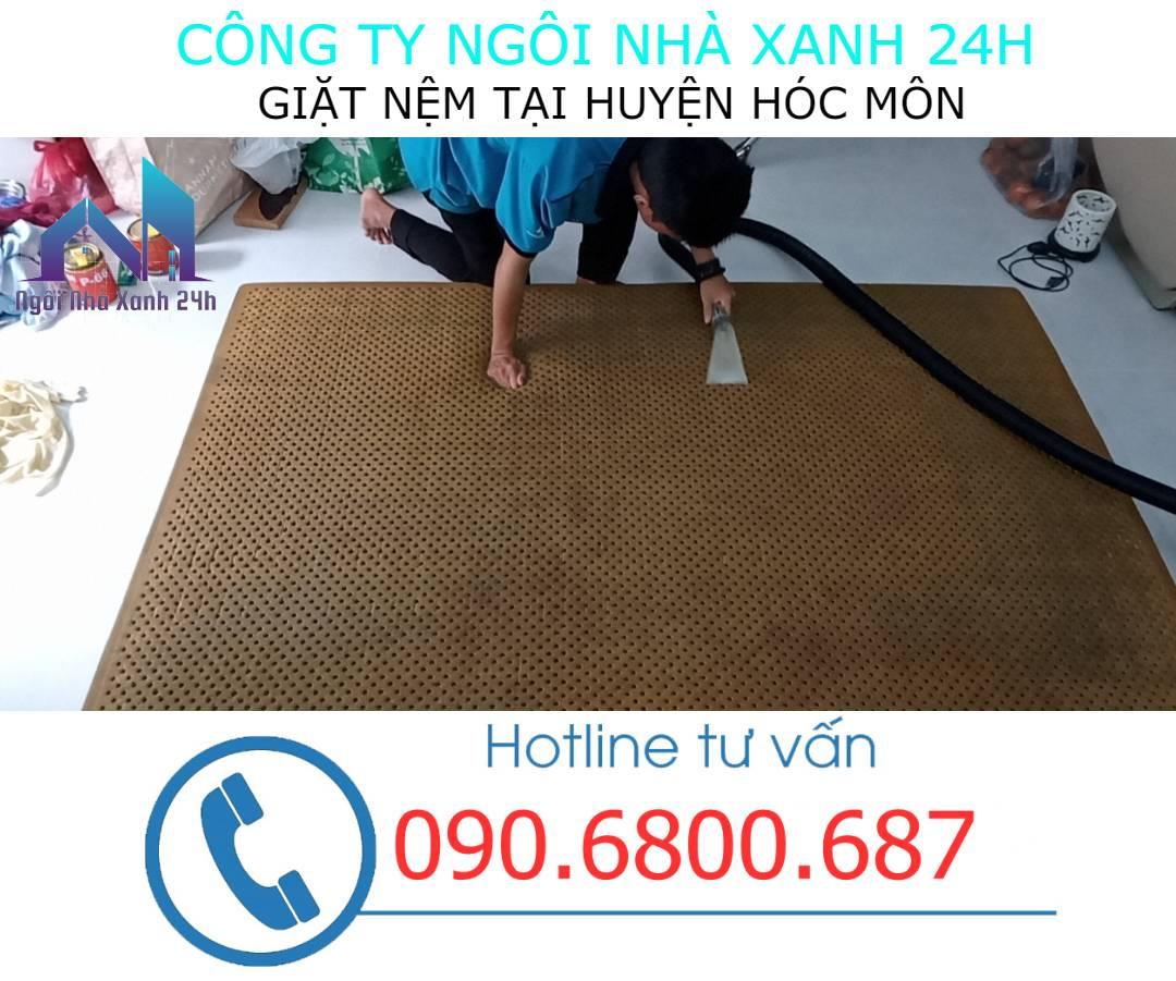 vệ sinh nệm huyện Hóc Môn uy tín
