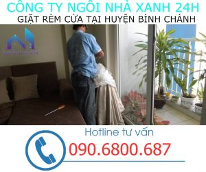 Giặt rèm cửa Huyện Bình Chánh - Sử dụng rèm bao lâu thì nên vệ sinh