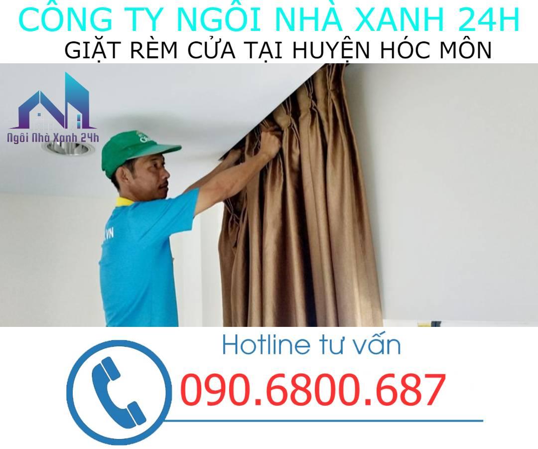 Giặt rèm cửa Huyện Hóc Môn - Sử dụng rèm bao lâu thì nên vệ sinh