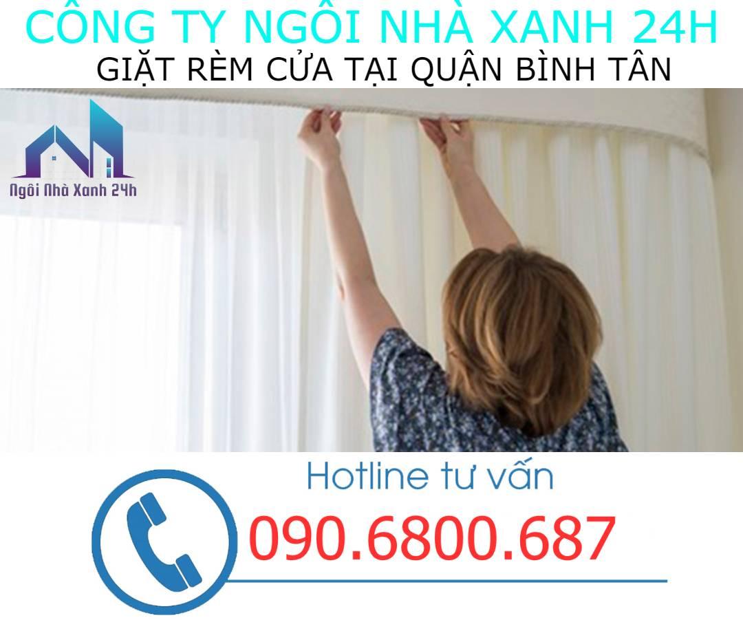 Giặt rèm cửa quận Bình Tân - Sử dụng rèm bao lâu thì nên vệ sinh