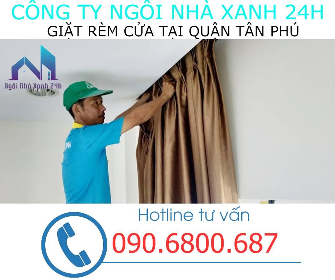 Giặt rèm cửa quận Tân Phú - Sử dụng rèm bao lâu thì nên vệ sinh