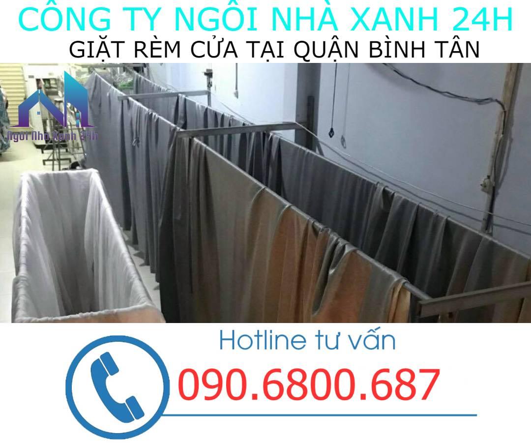 Hệ thống phơi giặt màn tại nhà quận Bình Tân