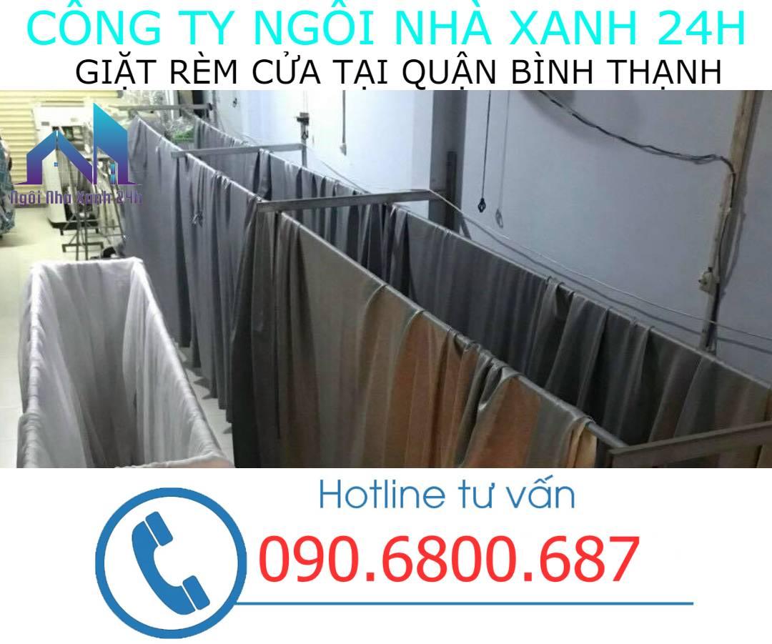 Hệ thống phơi giặt màn tại nhà quận Bình Thạnh