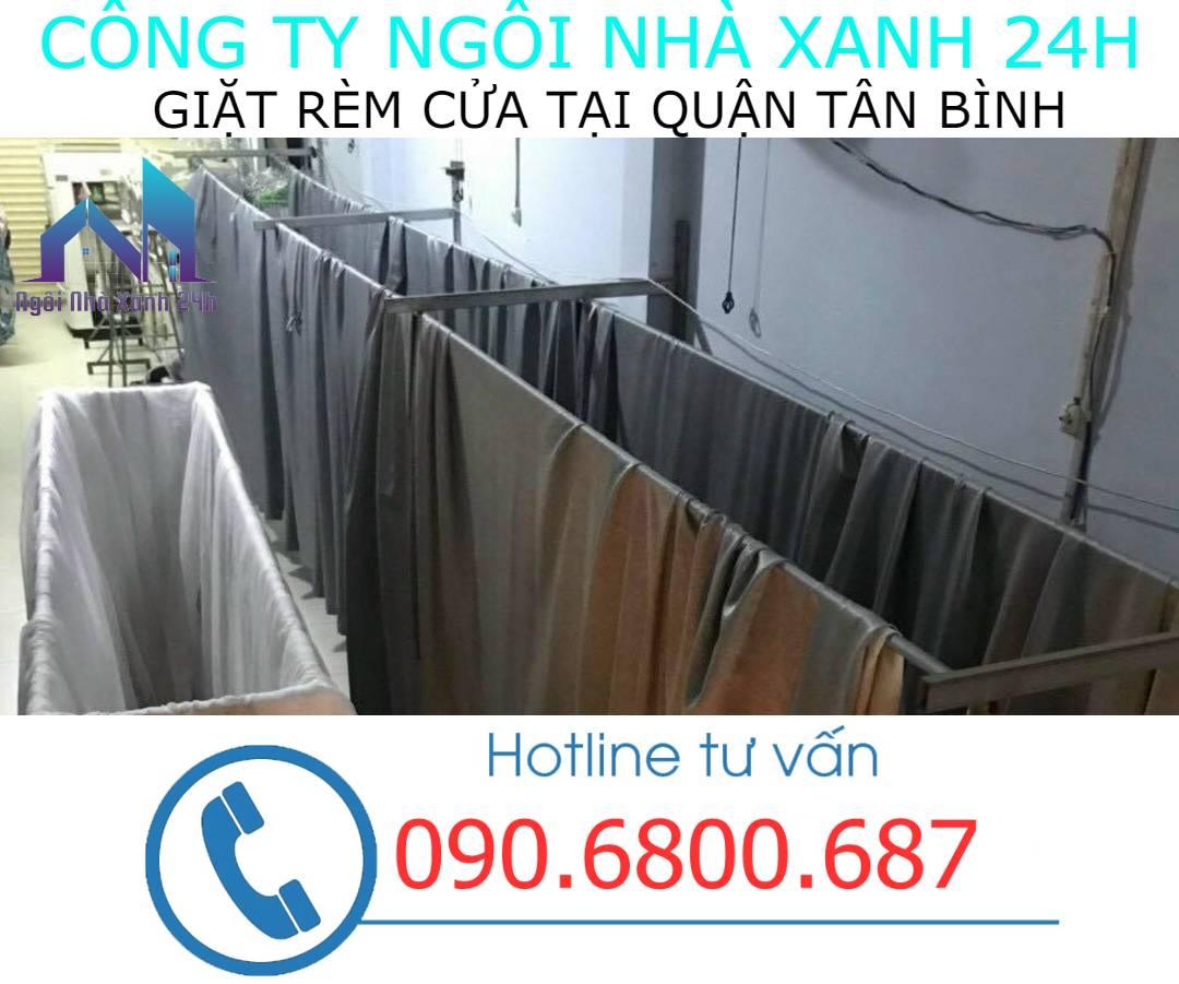 Hệ thống phơi giặt màn tại nhà quận Tân Bình
