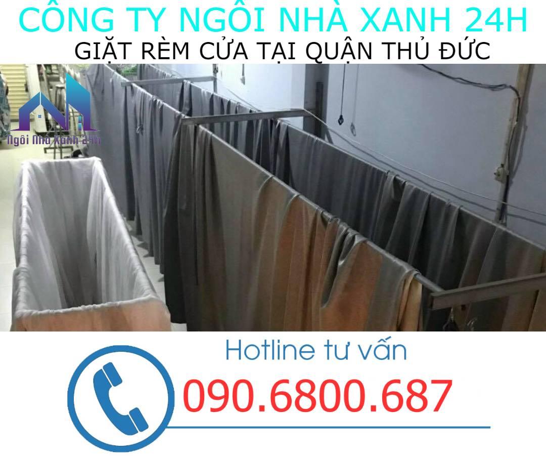 Hệ thống phơi giặt màn tại nhà quận Thủ Đức