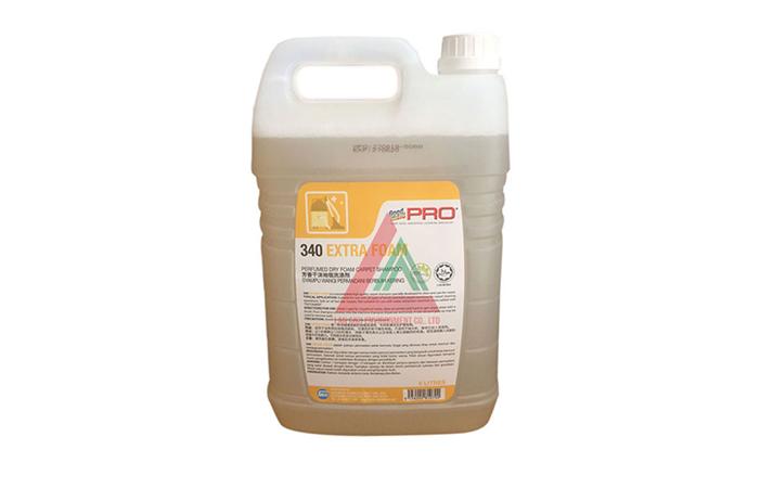Hóa chất giặt thảm khô goodmaid PRO GMP 340